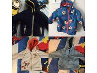 6/9 months coat bundle