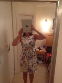 Floral size 12 dress