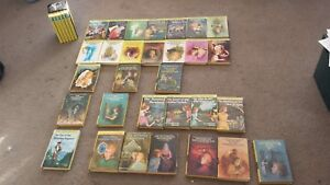 Nancy drew book collection