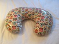 Feeding and support baby pillow
