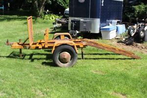Utility Trailer with Multiple Potentials