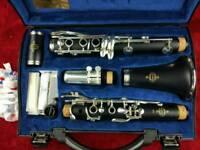 Clarinet buffet b12 overhauled
