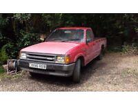 Mazda B2200 Diesel Truck /Pick Up 1992 J reg £650