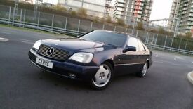 Mercedes S500 coupe clasic car/ sell or swap/