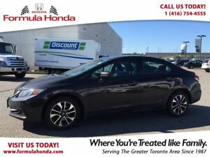 2014 Honda Civic Sedan EX | SUNROOF | BLUETOOTH