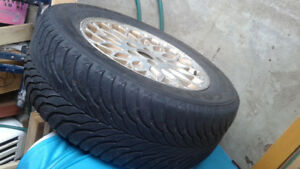 225-60-R 16 Good Years'  4 Winter tires