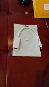 HDMI MACBOOK CABLE NEUF