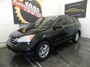 2010 Honda CR-V EX-L *4x4*Toit*Cuir*AC*Mags*