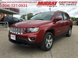 2017 Jeep Compass High Altitude 4WD *Nav* *Backup Camera* *Heate