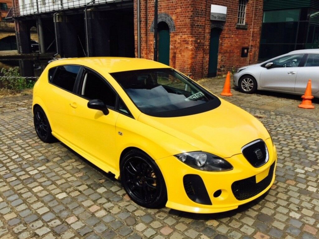 2008 seat leon tdi leon tdi leon btcc leon k1 leon fr leon replica in sheffield south. Black Bedroom Furniture Sets. Home Design Ideas