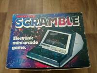 Grandstand Scramble Electronic Game