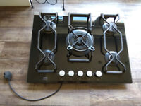 AEG five ring hob for sale. Immaculate condition. Comes with instructions for assembly and use.