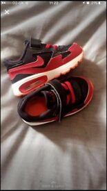 Boys Nike trainers size 4.5