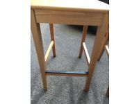 Breakfast/bar stools