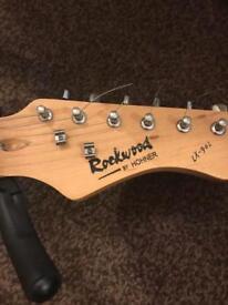 Vintage Hohner Stratocaster Electric Guitar