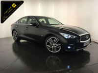 2014 INFINITI Q50 SPORT DIESEL AUTOMATIC SALOON 1 OWNER FINANCE PX WELCOME