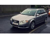 Audi A4 Avant 2.0TDi S-Line 140 plus extras