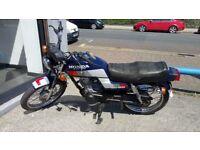 Honda CG 125 BRJ