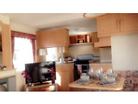 -JUST COME IN-GREAT STARTER CARAVAN AT SOUTHERNESS,near dumfries,penrith,keswick,carlisle,newcastle