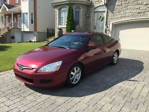 $$3500$$$ HONDA ACCORD EX-L V6 2005 $$$3500$$$