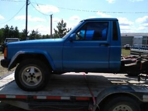 1989 Jeep comanche Pickup Truck PARTS ONLY