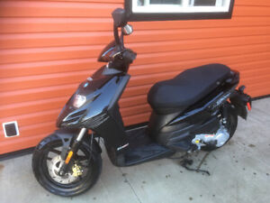 Typhoon 50cc scooter for sale
