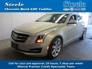 2015 Cadillac ATS Standard AWD 2.0L Turbo Only 18K !!!!