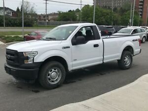 2016 Ford F-150 XL 4-WHEEL DRIVE! ECO BOOST! AIR CONDITIONING!