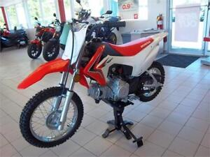 NEW 2017 Honda CRF110F - SAVE $400 - $15 a Week Tax Included !