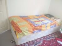 Urgent 2 single standard size 6*3 Bed Base(No Mattress) Collection Only