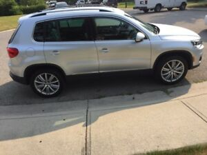 2012  Tiguan. 16500 OBO. Priced to move