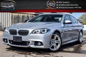 2014 BMW 535d 535d xDrive|Diesel|Navi|Bluetooth|Backup Cam|Leath