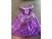 Repunzel dress