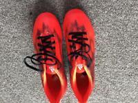 Size 5.5 adidas football boots