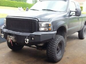 99-07 Ford F250/350 Front Winch Bumper - BWG