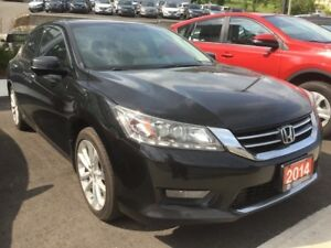 2014 Honda Accord Touring V6 - LOTS OF POWER - GREAT SHAPE