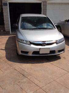 2009 Honda Civic DX Sedan