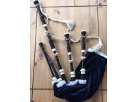 African Blackwood Bagpipes
