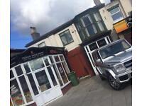 Takeaway/restaurant to let + 2 bed flat East Yorkshire Bridlington