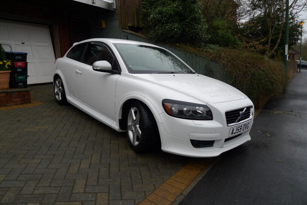 Volvo c30 1 6drivE great condition, huge spec, cheap running costs, FSH  |  in Blaina, Blaenau Gwent | Gumtree