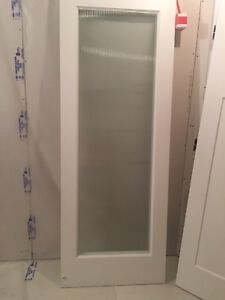 Glass doors (2)
