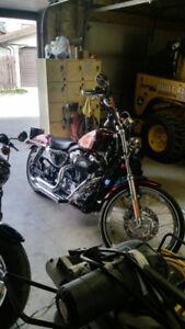 2013 Harley Davidson 1200 cc