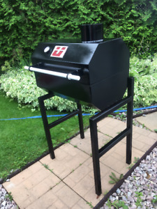 BBQ à briquettes réduit!