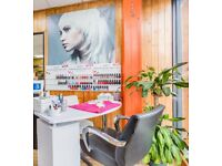 Nail bar to rent in very modern Hair&Beauty salon