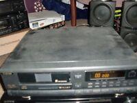 goodmans 7 disc cd player