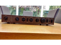 Audiolab 8000A integrated amp - Original Mk1 (Grey)