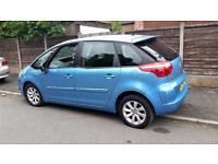 2007 Citroen C4 PICASSO 1.6 'Automatic' HDi VTR+ EGS 5dr Diesel. Next MOT May 2018 - HPI Clear.