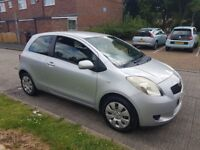 TOYOTA YARIS 2006 low milege