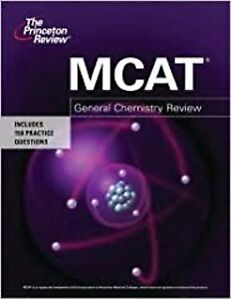 MCAT Biology and General Chemistry Review & Notes