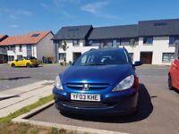 7 seater Peugeot 307 diesel